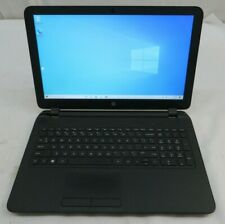 "HP 15-F387wm 15.6"" 2.20GHz 4GB RAM 500GB HDD Laptop Computer Black"