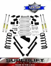 "2006-2008 Dodge Ram Mega Cab 1500 4"" SuperLift Suspension Lift Kit 4x4 Made USA!"