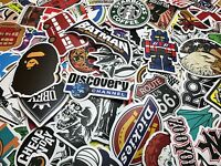 200 Skateboard Stickers bomb Vinyl Laptop Luggage Decals Dope Sticker Lot cool