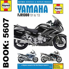 Yamaha FJR1300 2001-2013 Haynes Workshop Manual