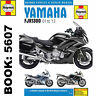 Yamaha FJR1300 2001-2013 Haynes Workshop Manual