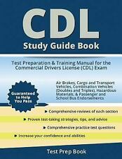 CDL Study Guide Book : Test Preparation & Training Manual for the Commercial...