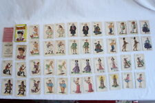 Vintage Whitman Old Maid Card Game Complete Set 3009