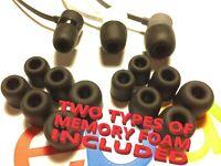 Memory Foam Ear Tips EarBuds Set Beats by Dre BeatsX Beats X Wireless Headphones