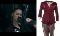 Mile 22 Sam Snow Screen Worn Stunt Double Shirt & Pants Ch 1 with Tag