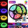 USB LED Strip 5050 RGB Mood Light TV Backlight Multi Color with Remote Control