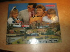 Marklin catalogue 1989-90    Language: german    Katalog 1989-90 Deutsch
