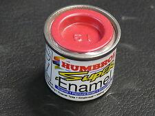 HUMBROL ENAMEL : N° 51 METALLIC SUNSET RED - 14ml - NEUF