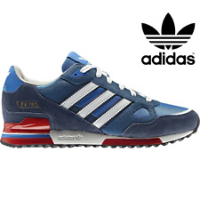 ⚫⚫ 2021 Genuine Adidas Originals ZX 750 ® ( Men Sizes UK:7 - 12 ) Royal Blue