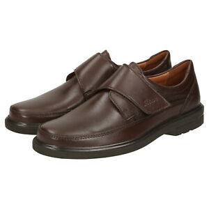 Sioux Parsifal XXL Mens Brown Leather Casual Shoes SP £130