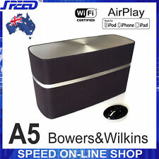 Bowers & Wilkins B&W A5 Wireless AirPlay Speaker for iPod/iPad/iPhone4/5/6/7/8/X