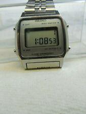 VINTAGE SEIKO LCD..QUARTZ WATCH,A914-5A09,XLNT CONDITION