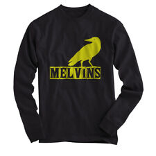 MELVINS - T SHIRT Long Sleeves Black All Size