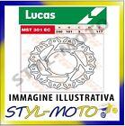 MST301EC DISCO FRENO ANTERIORE TRW LUCAS HONDA CRF 250 R ME11 2012
