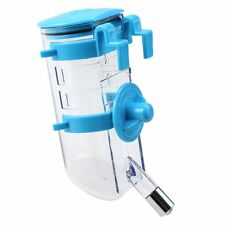 Dog Cat Puppy Drinking Water Bottle Pet Water Dispenser Pet Water Feeder - Blue
