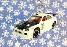 Custom Christmas Ornament 1/64 Scale 2001 '01 Subaru WRX Car