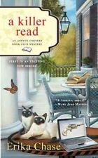 A Killer Read (Ashton Corners Book Club)-ExLibrary