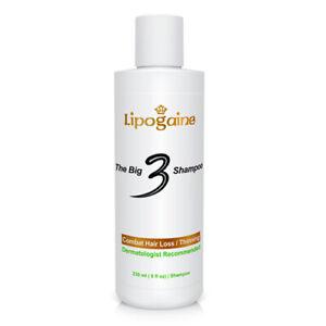 Lipogaine Big 3, Hair Regrowth Shampoo