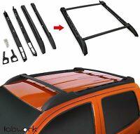 Roof Rack for 2005-2019 Toyota Tacoma Double Cab Cross Bars Side Rails Set US