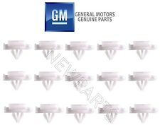 Chevrolet Malibu 08-12 Set of 15 Rocker Molding Retainers Genuine GM 11562563