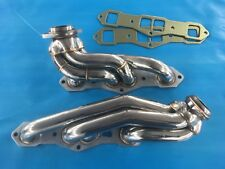 Oldsmobile 455 big block 4 speed fitted headers. Thornton new design. exhaust