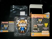 The Loyal Subjects Hot topic Exclusive 1/96 Aggretsuko extremely rare!