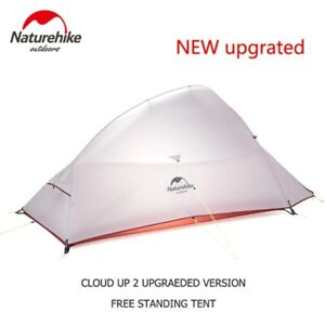Tents Tents outdoor camping Naturehike Cloud Up Camping Tent Free mat & shipping