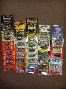 1991/1999 lot of 40 NASCAR Racing Champions/Action & Many of Brands 1:64 Scale