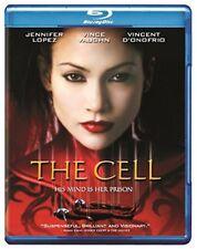 The Cell [Blu-ray/FSK 18/NEU/OVP] Jennifer Lopez, Vince Vaughan, Vincent d'Onofr
