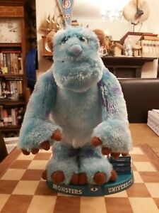 Disney Pixar IMC Monsters University Sully Interactive Soft Toy Moving Talking