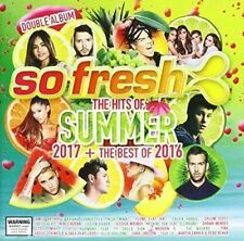Compilation so Fresh The Hits of Summer 2017 Best of 2016 2cd