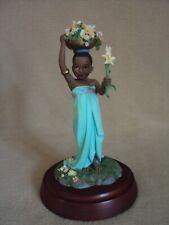 Multi-Item Sale Thomas Blackshear Ebony Visions Flower Girl First Issue Nib!
