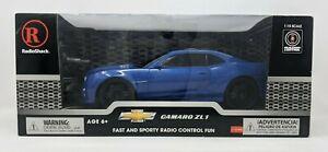 Radio Shack Camaro ZL1 Remote Control Car