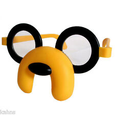 Adventure Time Jake Glasses Costume Roleplay  Cartoon Network - New