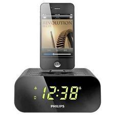 Philips AJ3270D 30-Pin iPod iPhone Dock Alarm Clock Radio