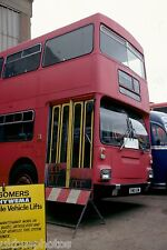 London Transport DMS converted to Left Hand Drive Ensign 1981 Bus Photo