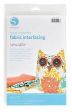 SILHOUETTE - Fabric Interfacing - Sewable