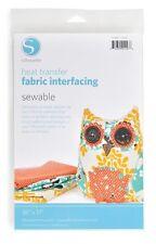 SILHOUETTE - Fabric Interfacing - Sewable