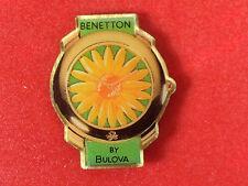 pins pin montre watch benetton