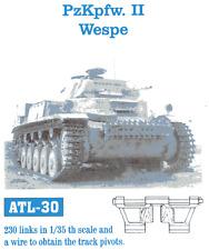 1/35 FRIULMODEL ATL-30 METAL TRACK FOR GERMAN PANZER II & WESPE DRAGON TAMIYA