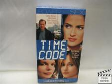 Timecode (VHS, 2000) Salma Hayek Saffron Burrows