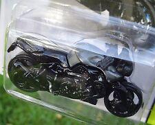 2014 Hot Wheels 127/250. BLACK BMW K 1300 R. Motorcycle. New in Package!