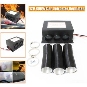 1×Universal 12V 800W Car Windscreen Defroster Demister Winter Heater Fan Warmer