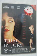 DVD - TRIAL BY JURY - Region 4