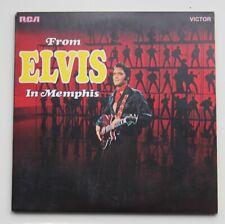 Elvis Presley, from Elvis in Memphis, CD pochette simple