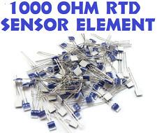 1000 OHM Heraeus M222 PRTD Platinum RTD Temperature Sensor Element Omega Class B