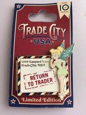 Trade City, USA - Disney Pin Celebration 2010 - Return to Pin Trader Pin 76889