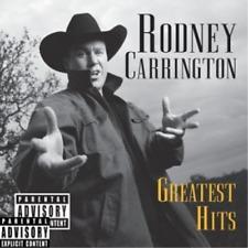 CARRINGTON, RODNEY-GREATEST HITS (US IMPORT) CD NEW