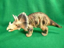 "2007 Toy Major Triceratops Dinosaur Figure 13 1/2"" Long"