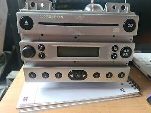 2003 MK6 FORD FIESTA OEM Radio/CD/Stereo Head Unit2